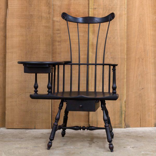 Philadelphia Writing Arm Chair & Philadelphia Writing Arm Chair - Shaker Shoppe