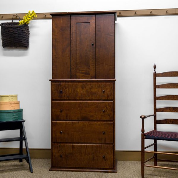 Reproduction Tiger Maple Furniture