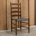 Shaker Acorn Finial Side Chair