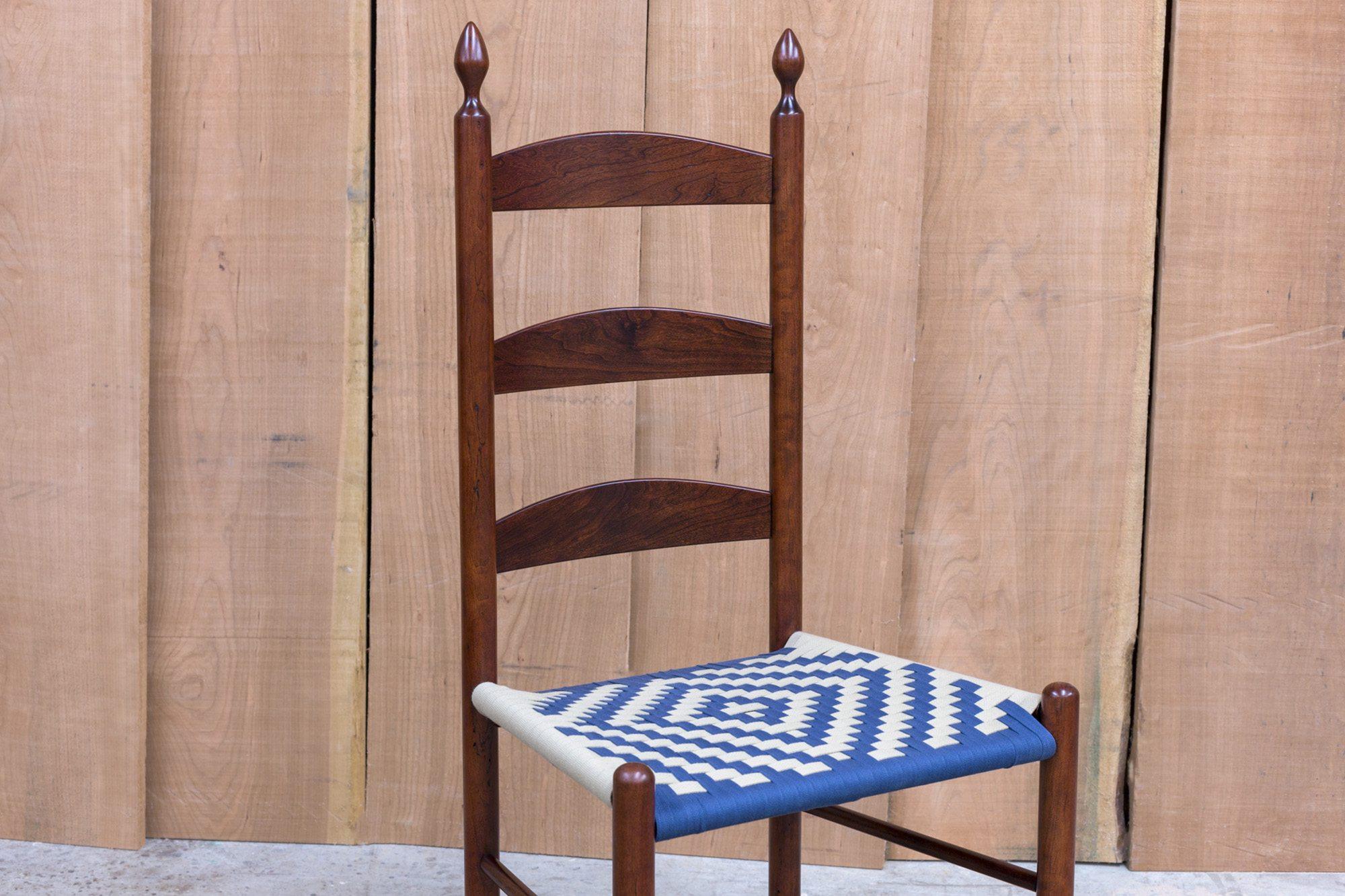 Shaker 3 Slat Side Chair