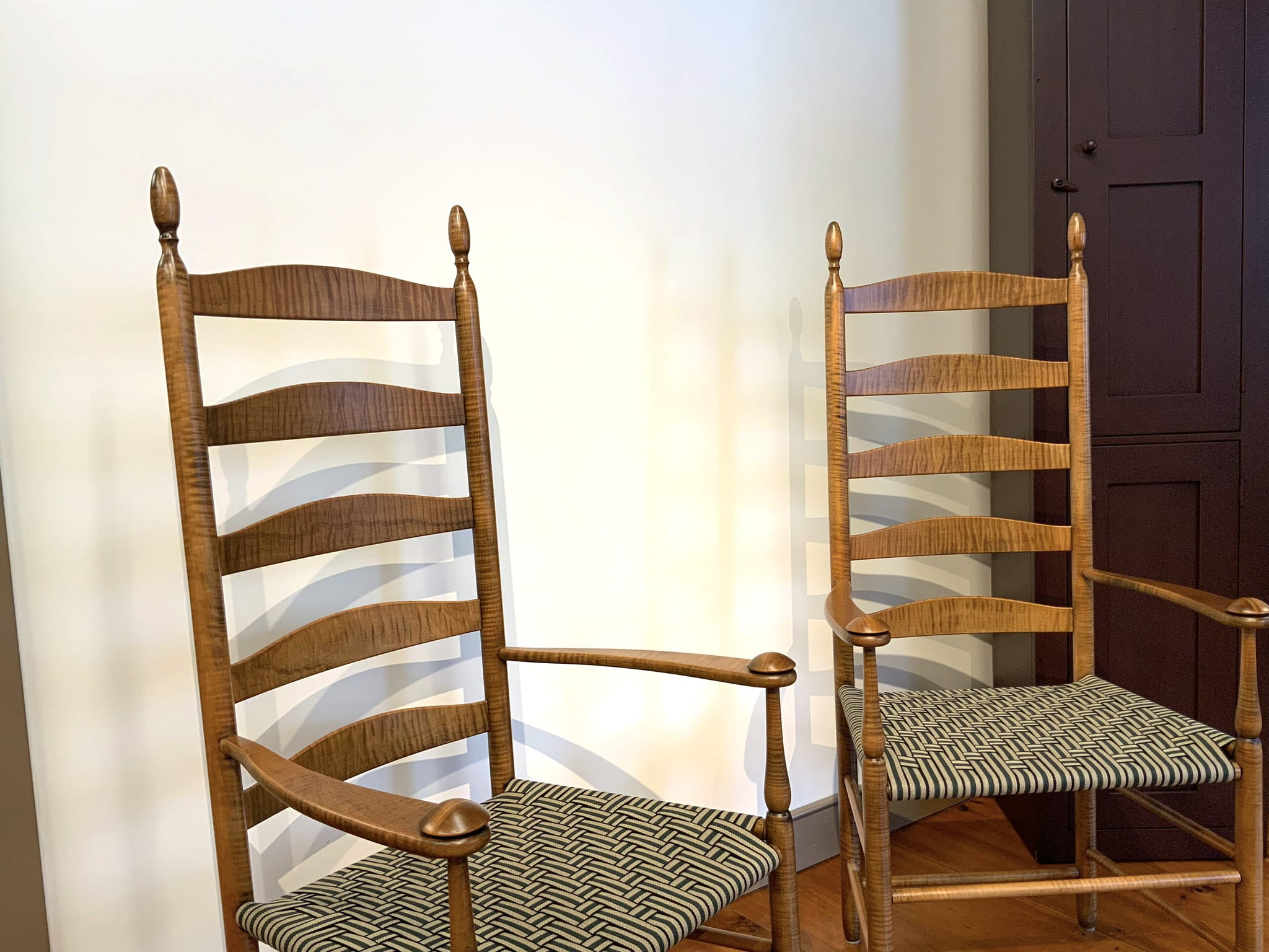 Shaker Elder's Chairs