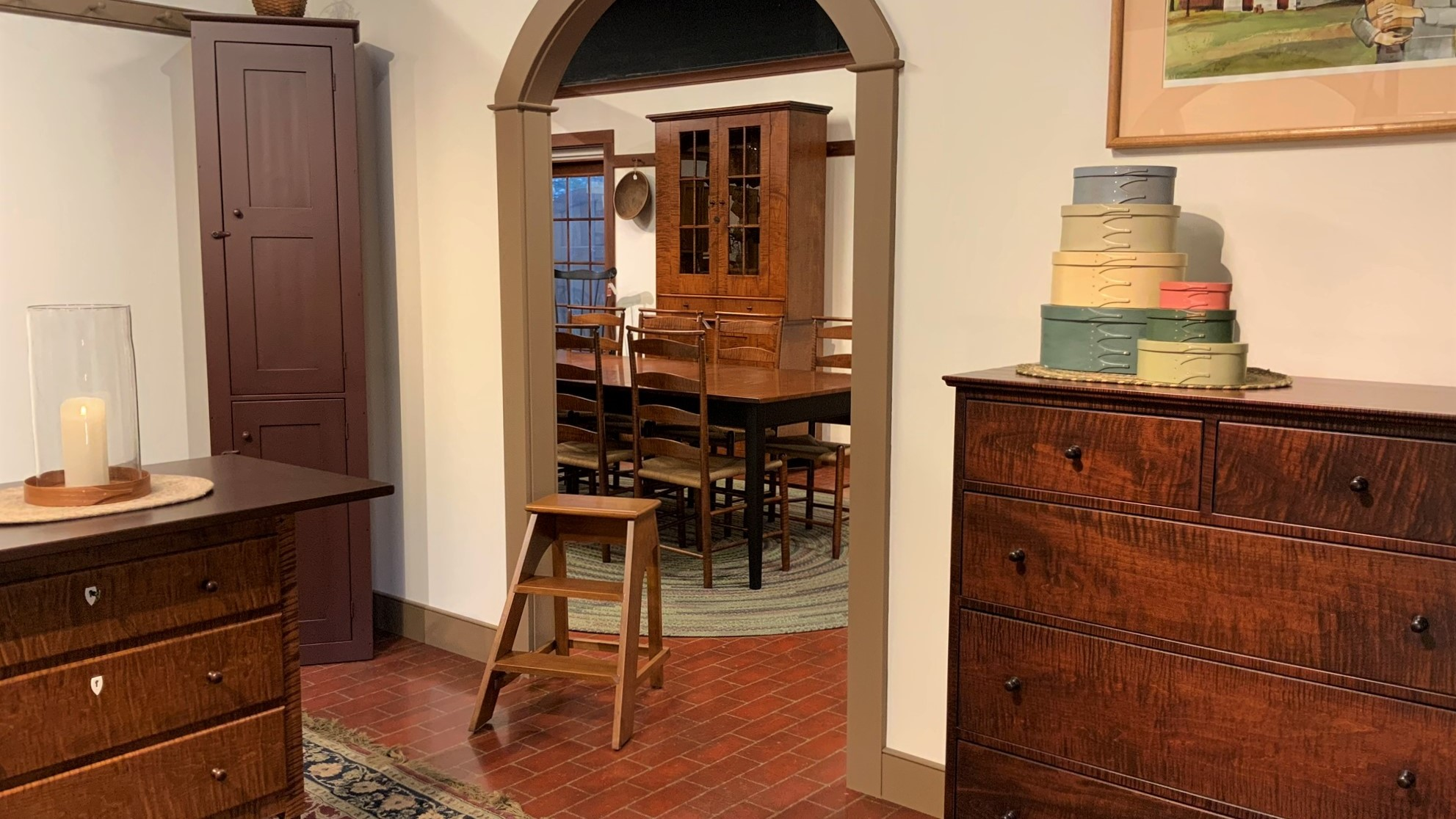 Authentic Reproduction Shaker Furniture